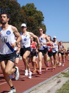 Coburg 5000m 2008
