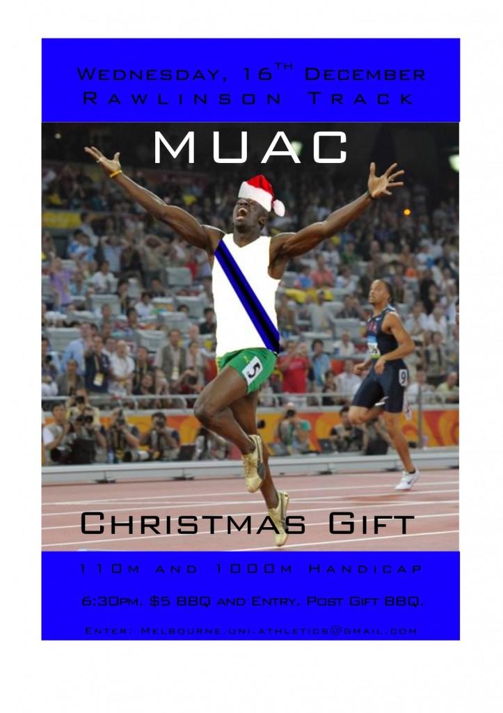 MUAC Christmas Gift