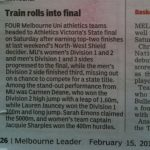 Melbourne Leader