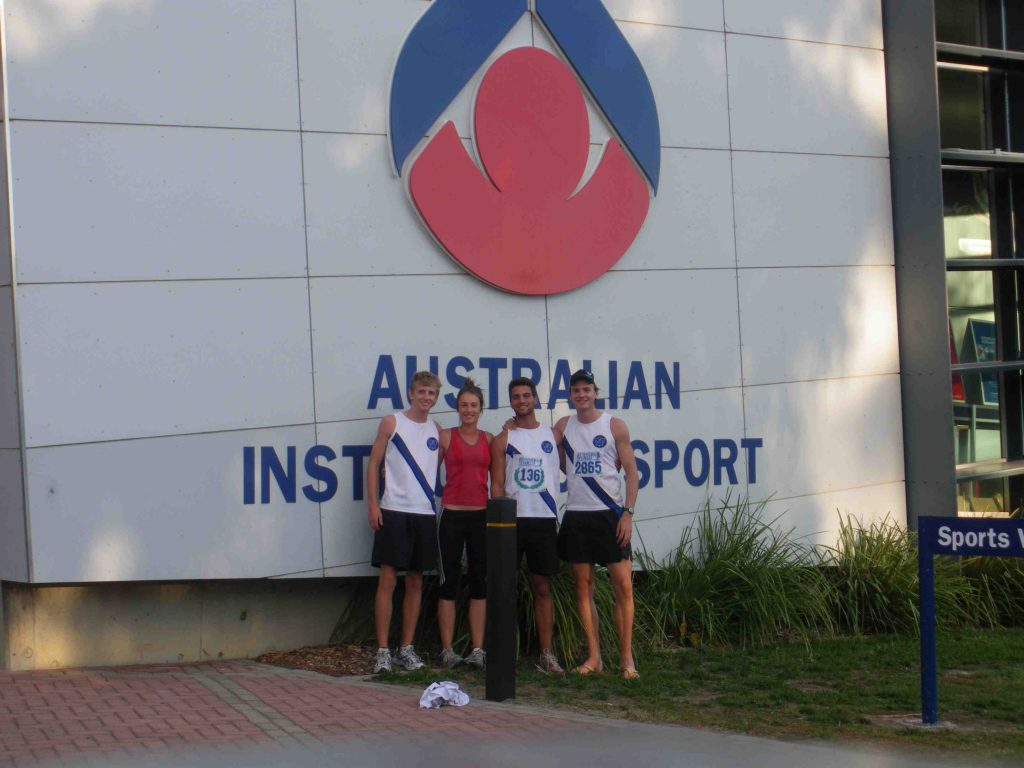 MUAC's Team Bisetto at the AIS