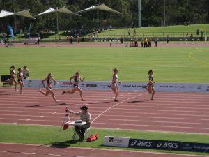 200m, Lauren Jauncey