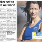 Barker set to take on world