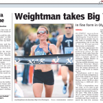Weightman takes Big V 10