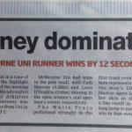 McSweeney Dominates 1500m