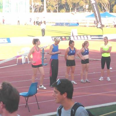 Adelaide Womens PV field