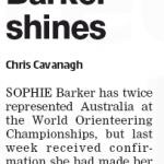 Barker Shines