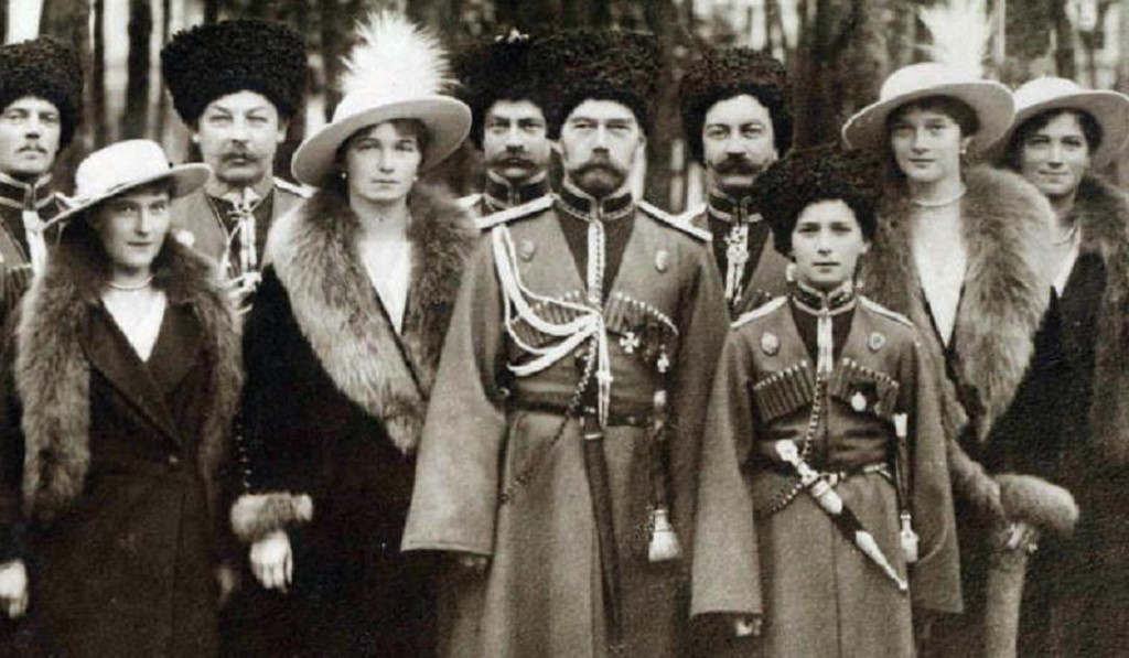 nikolai-ii-royal-family-romanov-cossack