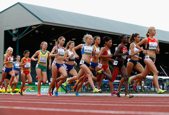 IAAF World Junior Championships - Day 3