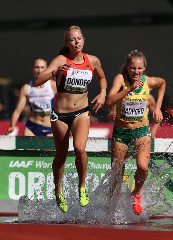 IAAF World Junior Championships - Day 5