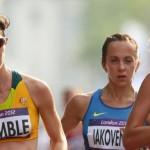 Lamble taking Rio in her stride