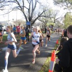 MUAC right at home at Princes Park Relays