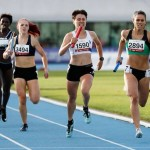 Silver for 4x400m women in final straight showdown