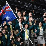 Get behind our athletes on the Gold Coast!