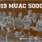 2019 MUAC 5000m and Pole Vault