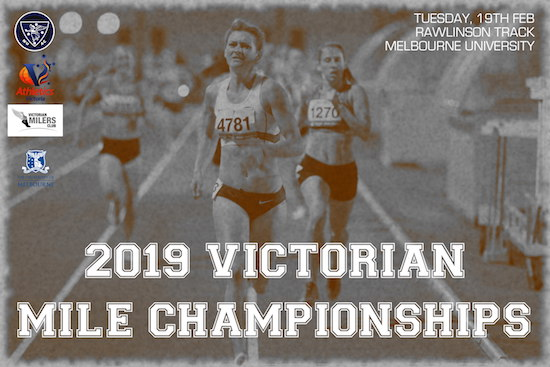 2019 vic mile champs poster 2 web
