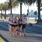 MUAC monsters Melbourne Marathon with massive team