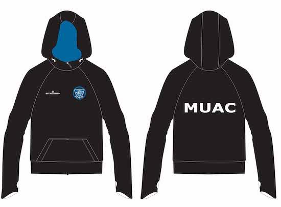 UNI-hoodies卫衣款式图