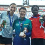 Bisset bags gold at Universiade