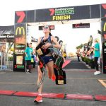 Weightman breaks Australian All-Comers Record on Sunshine Coast