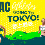 MUAC athletes are heading to Tokyo!