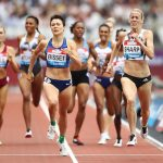 Bisset sets Australian record in London